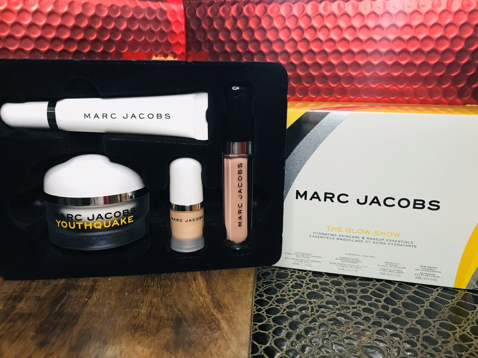 Marc Jacobs The Glow Show Set