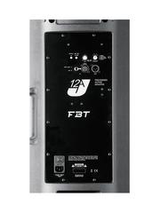 Акустические системы активные FBT J 12A