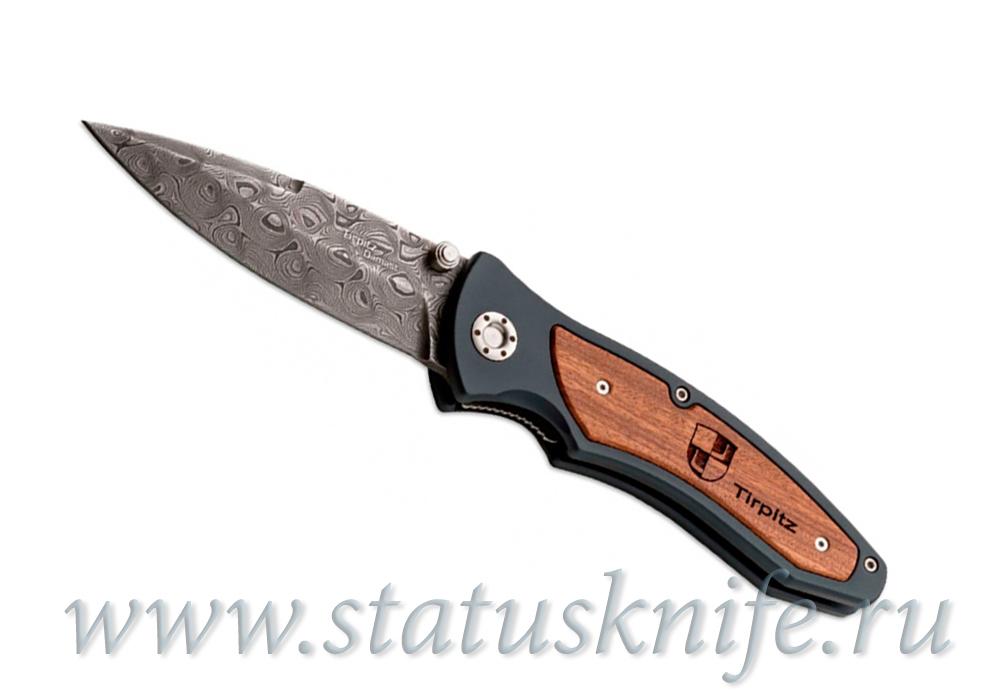 Нож Boker Tirpitz Damast 110190DAM - фотография