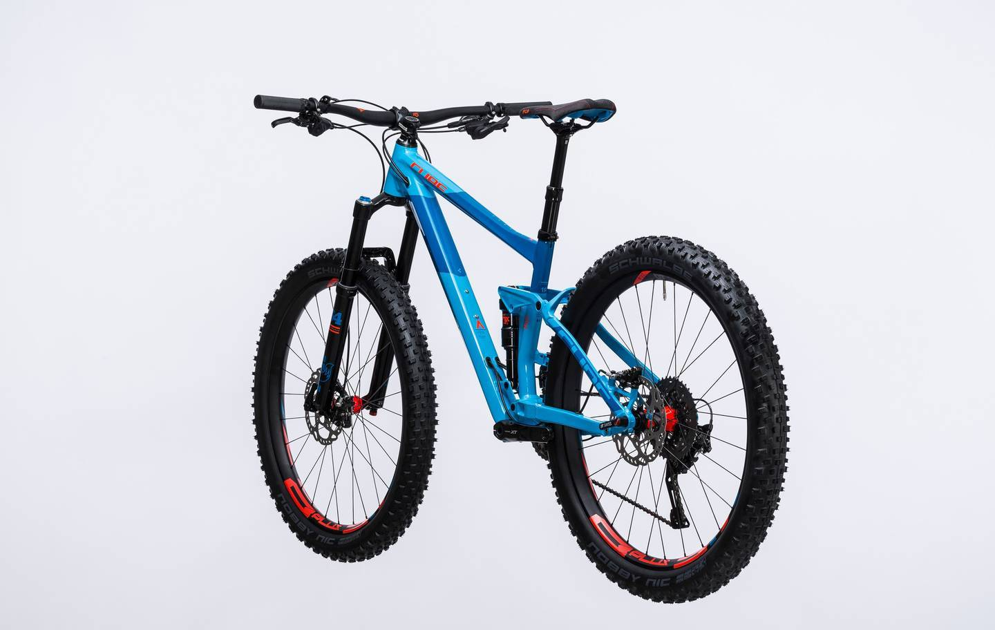 Cube Stereo 150 HPA SL 27.5+ (2017)