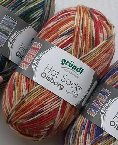 Gruendl Hot Socks Olsborg 6-fach (14)