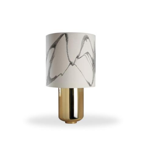 Настольный светильник Lip by Light Room ( золотой )