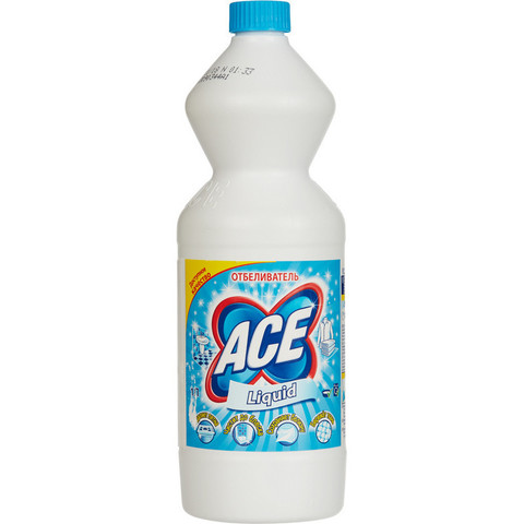 Отбеливатель Ace жидкость 1 л