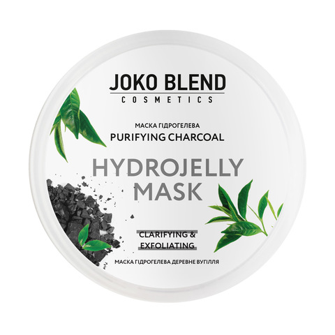 Маска гідрогелева Purifying Charcoal Joko Blend 200 г (3)