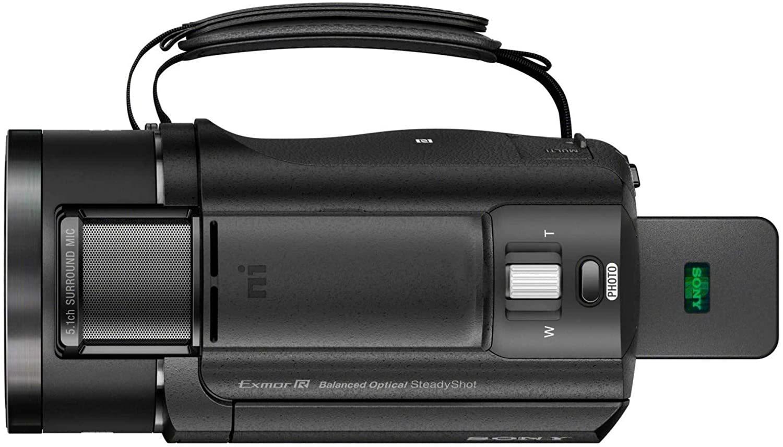 4K видеокамера Sony FDRAX43 в официальном интернет-магазине