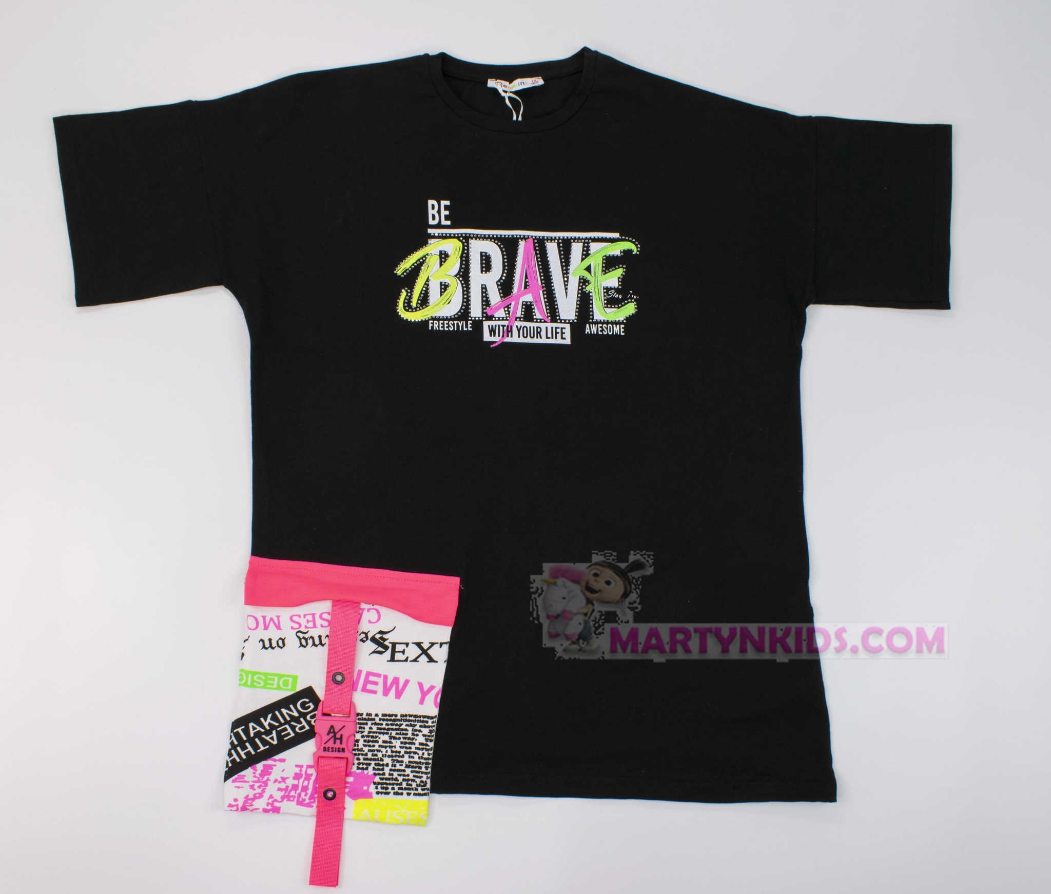 3541 туника BRAVE