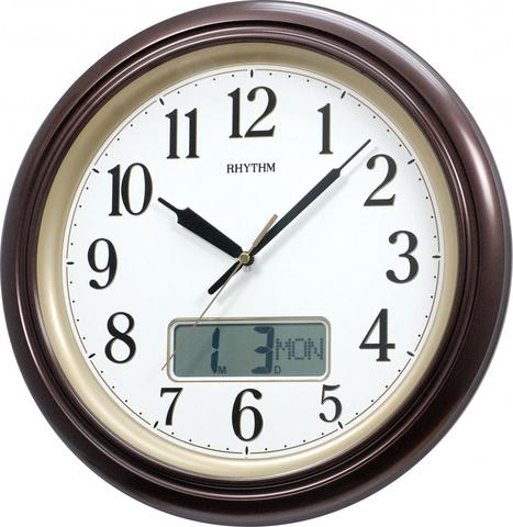 Настенные часы Rhythm CFG714NR06