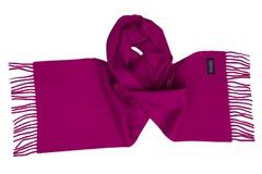 Шерстяной шарф, мужской фуксия 16502