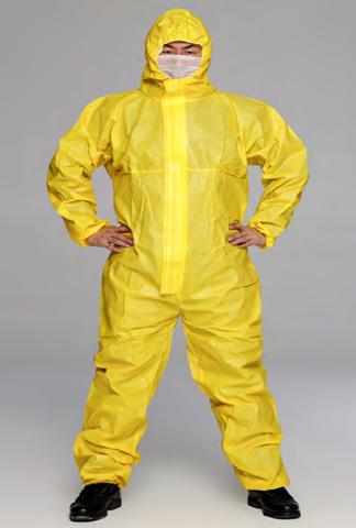 Комбинезон «Для руководителя» – безопасность в цехе и лаборатории