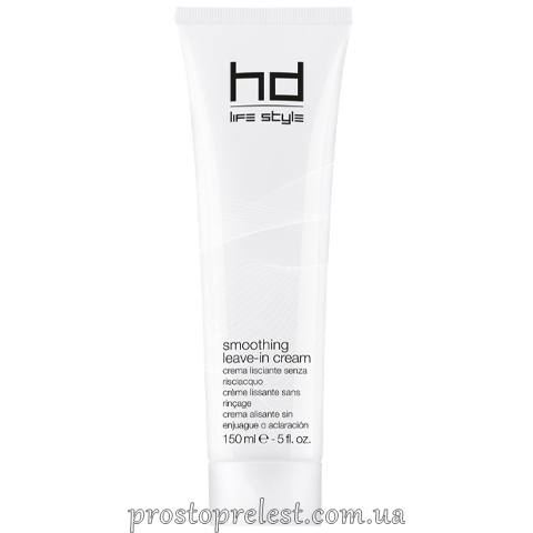 Farmavita HD Smoothing Leave-in Cream - Выпрямляющий термозащитный крем для волос