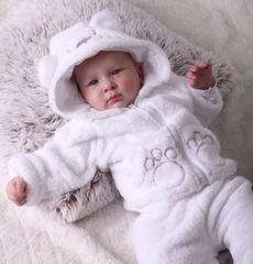 Костюм Белый Мишутка