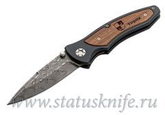 Нож Boker Tirpitz Damast 110190DAM