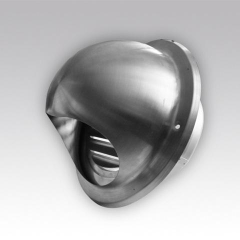 Выход стенной 15 ВМ нержавеющая сталь