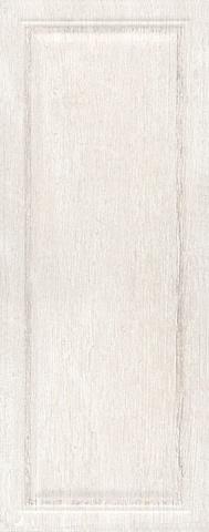 Плитка настенная  Кантри Шик белый панель 7191 200х500