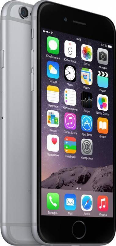 iPhone 6 Apple iPhone 6 16gb Space Grey black1.jpg