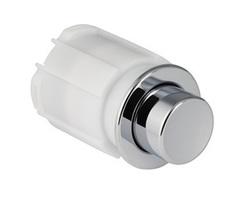 Внешнее смывное устройство для унитаза нажимное Geberit 115.114.21.1 фото