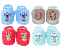 Гарри Поттер тапочки плюшевые — Harry Potter slippers plush