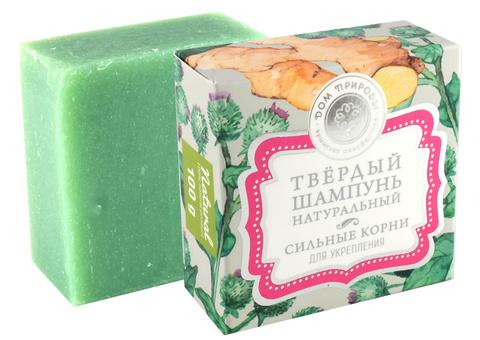 МДП Твердый шампунь СИЛЬНЫЕ КОРНИ, 90г