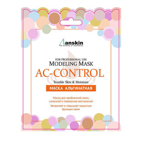 AC Control Modeling Mask / Refill 25 гр