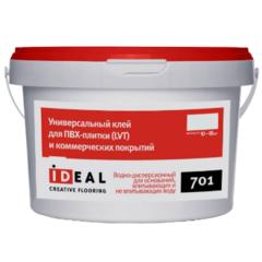 Клей Ideal 701 для ПВХ-покрытий 10 кг