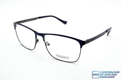 Оправа для очков PARADISE ELEGANT P76289  металл