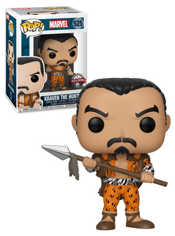 Фигурка Funko POP! Bobble: Marvel: Marvel 80th: Kraven the Hunter (Exc)