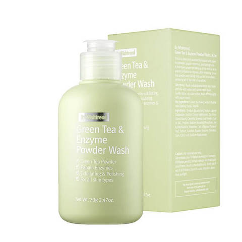 BY WISHTREND  Green Tea & Enzyme Powder Wash 70 г