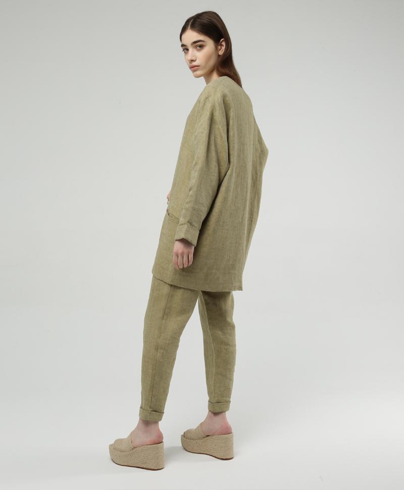 костюм-олива