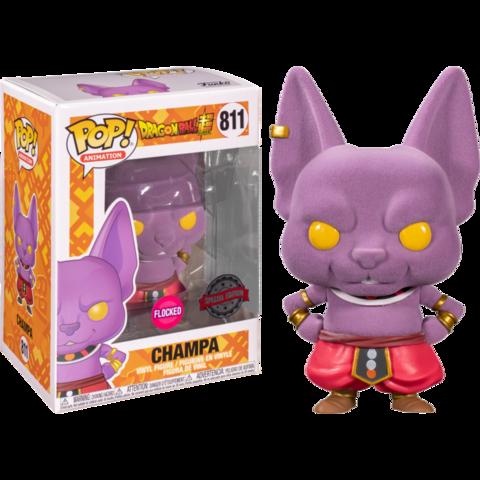 Фигурка Funko Pop! Animation: Dragon Ball - (Flocked) (Excl. to Hot Topic)