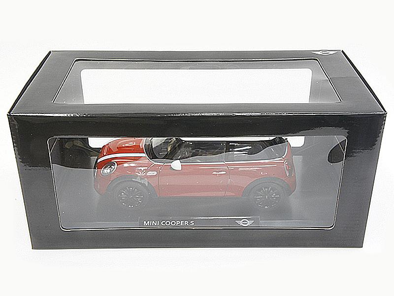 Коллекционная модель Mini Cooper S F56 2014