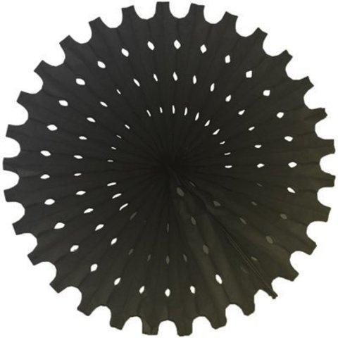 Фант бумажный черный 40см/G