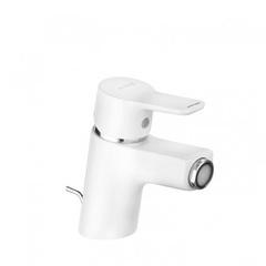 Смеситель для биде однорычажный с донным клапаном Kludi Pure&Easy 375339165 фото