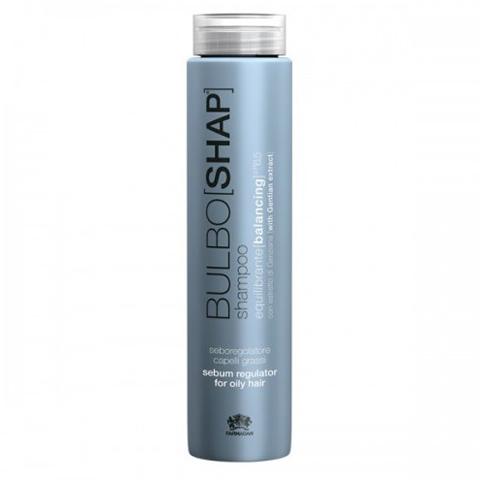 Farmagan Bulboshap: Балансирующий, регулирующий шампунь для жирных волос (Sebum Regulator For Oily Hair Shampoof), 250мл