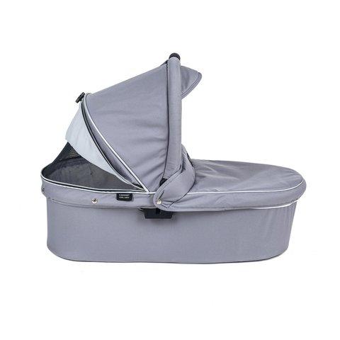 Люлька Valco baby Q Bassinet для Trimod X, Snap 4 Ultra, Quad X / Cool Grey