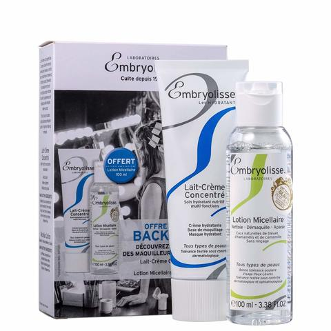 Embryolisse Exclusive Special Backstage Offer