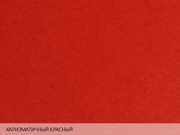 Кардсток красный 330 гр 30х30 см