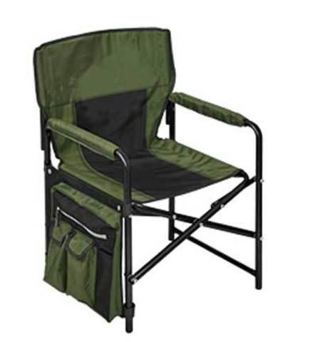 Кресло складное с карманами