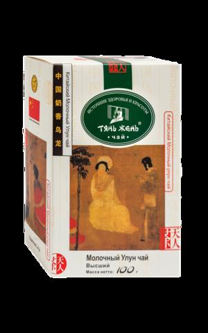 ЧАЙ улун Тянь Жень Молочный Улун 100 гр