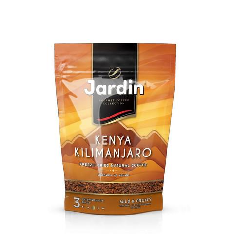 Кофе растворимый Jardin Kenya Kilimanjaro сублимированный 150 г (пакет)
