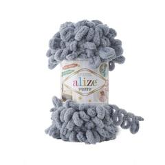 Пряжа Alize Puffy цвет 428