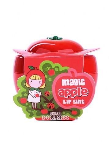 БХ Lip Бальзам для губ яблоко Urban Dollkiss Apple Soft Lip Balm 6гр