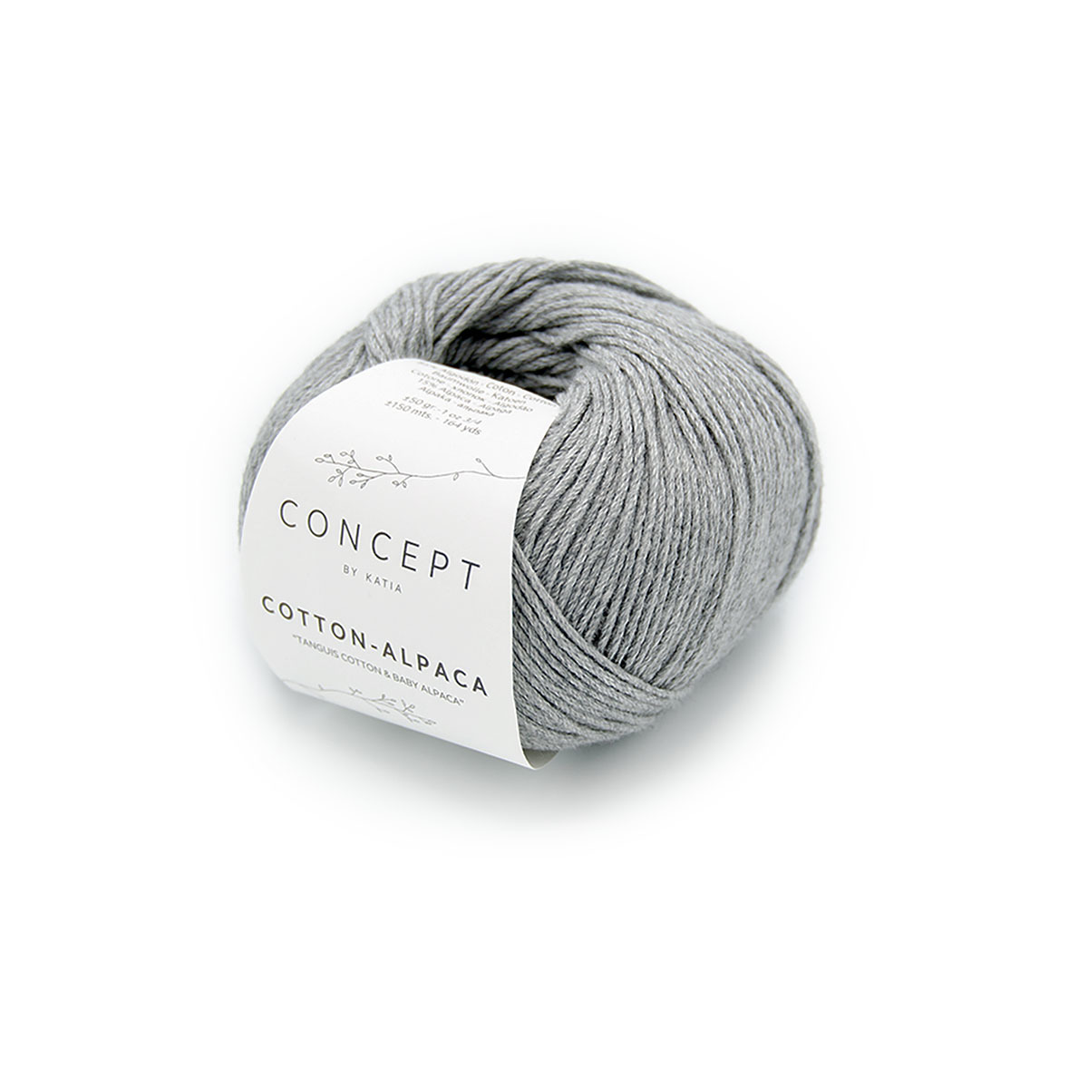 Katia Concept Cotton-Alpaca - 84