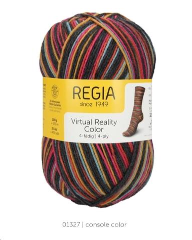 Купить пряжу Regia Virtual Reality Color