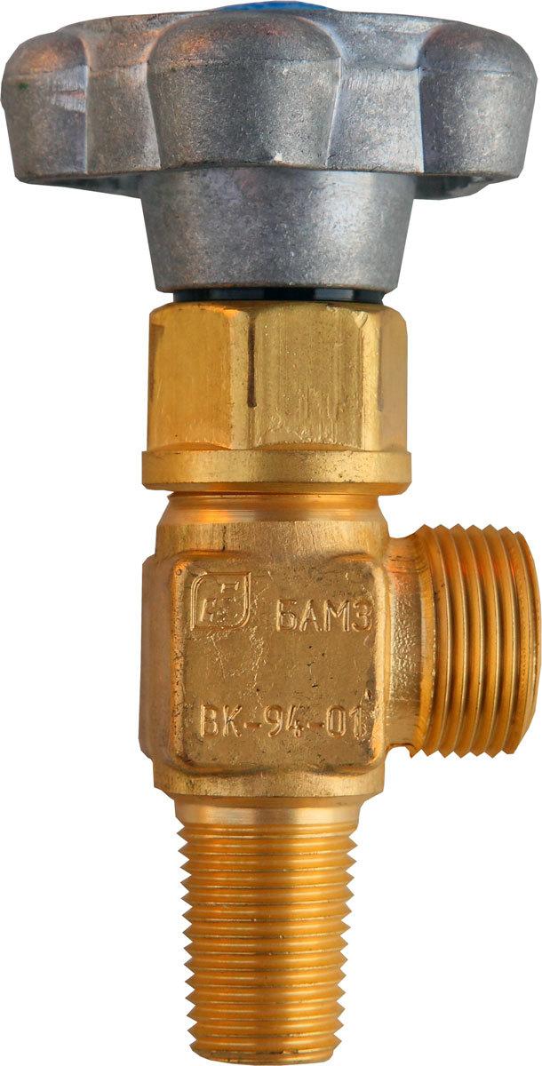 Вентиль кислородный баллонный ВК-94-01 (исп 07) (ТУ 3645-042-05785477-01)