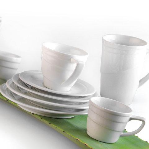 Чашка для кофе с блюдцем средняя 0,125л Hotel