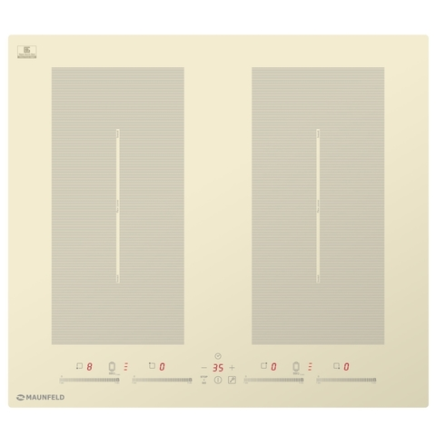 Индукционная варочная панель Maunfeld EVI.594.FL2(S)-BG