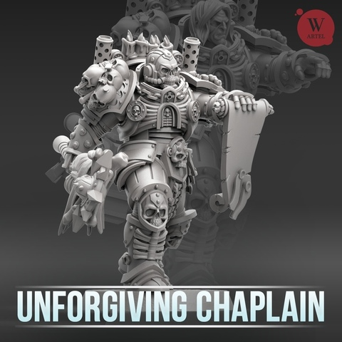 Unforgiving Chaplain