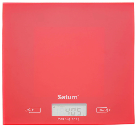 Saturn ST-KS7810 red
