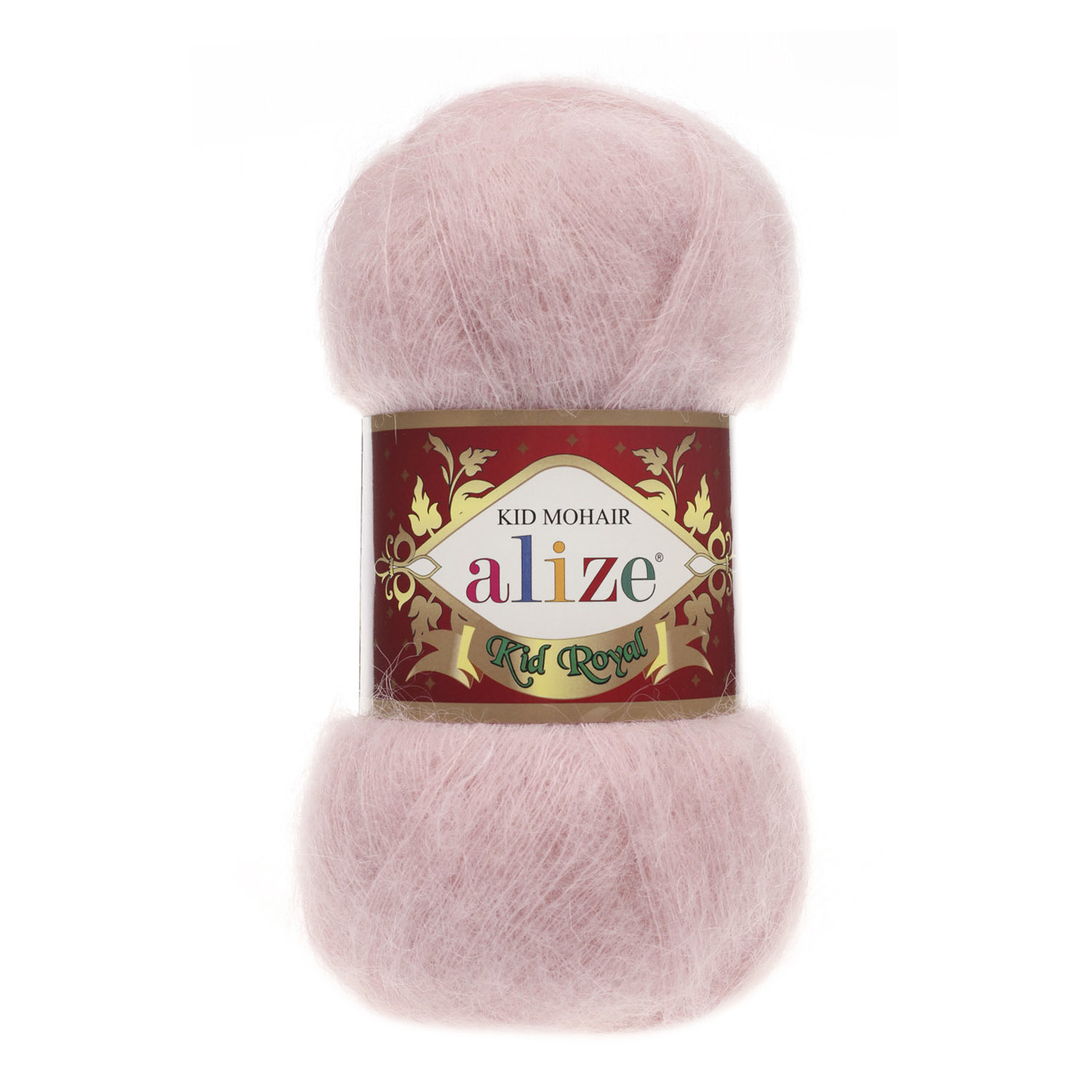 Пряжа Alize Kid royal пудра 161