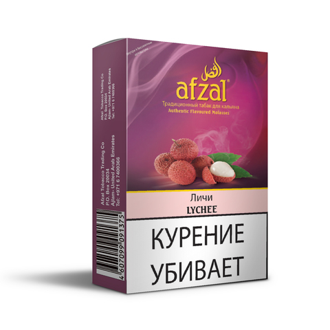 Табак Afzal 40 г Lychee